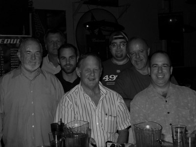 "William Leonard Baker ""Bill"" celebrating his 67th with DFW close friends"