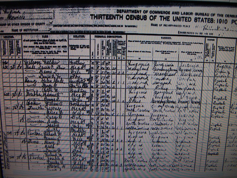 Family Census & Historical Records -