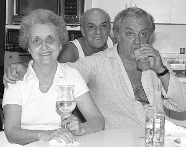 "Mamie, Jimmie, and Bill, ""Partying in the NYC 'burbs"""